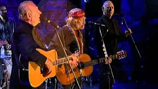 Willie Nelson - When I Stop Dreaming (Live at Farm Aid 2004)