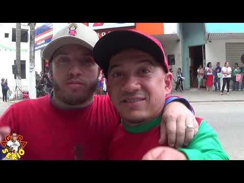 Pirulito e Pitoco agitam na Drogaria da Val com a Blitz da Saúde 2018