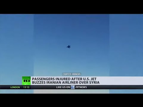 Syria/Iraq update 7/24/2020..Fighter jet buzzes Iranian airliner over Syria