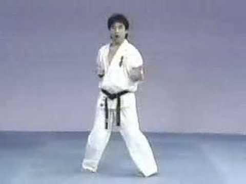 Tensho Kyokushinkai kata