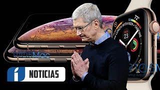 Apple muestra los iPhone Xs y Apple Watch Series 4