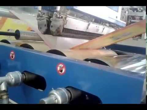 Thin Film Extrusion Coating Lamination Plant