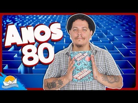 VIVA OS ANOS 80! | FORTALEZA IMPOSSÍVEL | Jason Rekulak