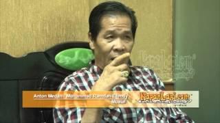 Asal Muasal Nama Anton Medan