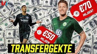 TRANSFERGEKTE: Kan Zomaar Gebeuren Dat Wout Weghorst Voor 70 Miljoen Weggaat!