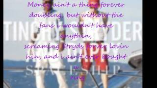 Tinchy Stryder Ft. Dappy Spaceship Lyrics