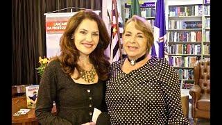 Lançamento Editora Anjo , Professora Lalá Quinteiro em Livraria Nobel Guarulhos!