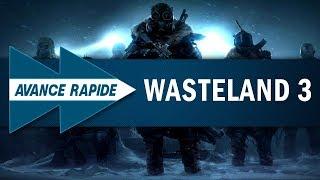WASTELAND 3 : Future pepite du RPG Post-apo ? | AVANCE RAPIDE