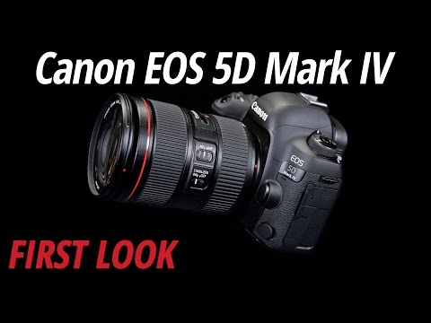 First Look: Canon | EOS 5D Mark IV