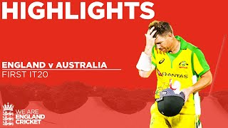 England v Australia - Highlights | Great Drama After Stunning Comeback! | 1st Vitality IT20 2020  IMAGES, GIF, ANIMATED GIF, WALLPAPER, STICKER FOR WHATSAPP & FACEBOOK