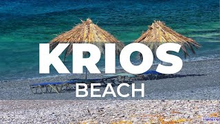 Beach in Krios