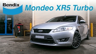 Episode #68: Ford Mondeo XR5 Turbo and Bendix Heavy Duty