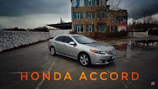 Ef-SA-NE | Honda ACCORD | 2.0 | Otomobil Günlüklerim