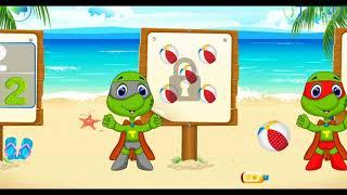 Учимся считать  -  развивающие мультфильмы для детей