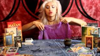 Tarot Cards: Storing and Cleansing