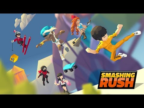 Smashing Rush wideo