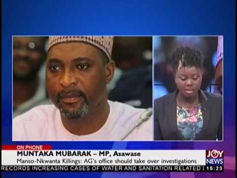 Manso-Nkwanta Shooting - The Pulse on JoyNews (19-11-18)