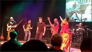 Dela - Johnny Clegg - Final Journey Tour 2017 - Boulder Theatre