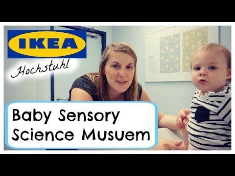 MAMA ALLTAG | IKEA HOCHSTUHL | BABY SENSORY