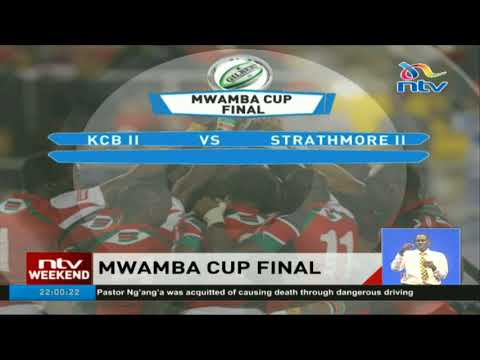 Leos take on Menengai Cream Homeboyz in Mwamba cup final at Impala