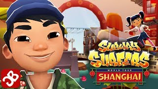 Subway Surfers World Tour 2017 - Shanghai - Gameplay Video