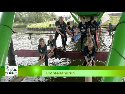Dronterland Survivalrun finisht tussen 10 en 16 uur op Meerpaalplein
