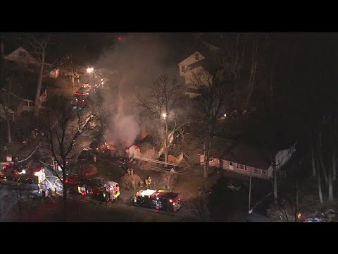 1 Person Injured In Schwenksville House Fire