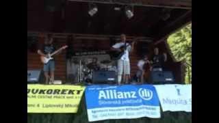 Video Zabudnutí LIVE - Vojnový hrdina z CFT 3.8.2013