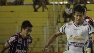 Luverdense 2x2 Bahia