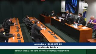 Debate sobre a PEC 023/21 - 06/10/2021 14:00
