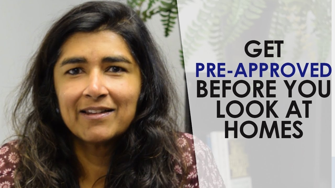 2 Reasons to Get Pre-Approved Before You Look at Homes