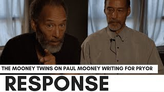 How Paul Mooney Wrote For Richard Pryor, Explained - Mooney Twins Respond