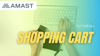 Shopping Cart Tutorial