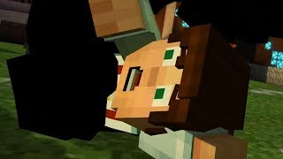 A Man Who Hates Bad Writing Plays Minecraft Story Mode: Episode 2