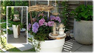 Deko Für Balkon Und Terrasse Fürs Schattige Plätzchen | Maritim | Blumen Und Dekoration