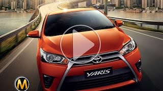 Toyota Yaris Trd Uae Ukuran Velg All New 2015 Modified Free Video Search Site Findclip Review تجربة تويوتا يارس Dubai Car By Motopedia
