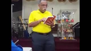 Antiguo Testamento Dr Ramón Murray, Ph D , Th D IBASI PARTE 3