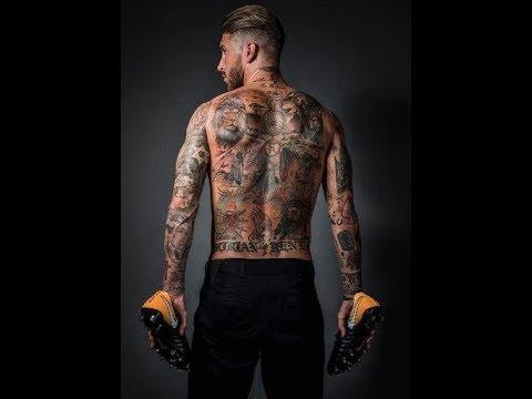 Heart Breaking Tattoos When Footballers Like Zlatan Ibrahimovic