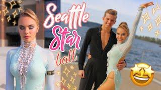 Seattle Star Ball 2019 // Ballroom Dance Competition Vlog :)