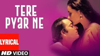 Tere Pyar Ne (Female Version) Lyrical Video | Vaastav:The