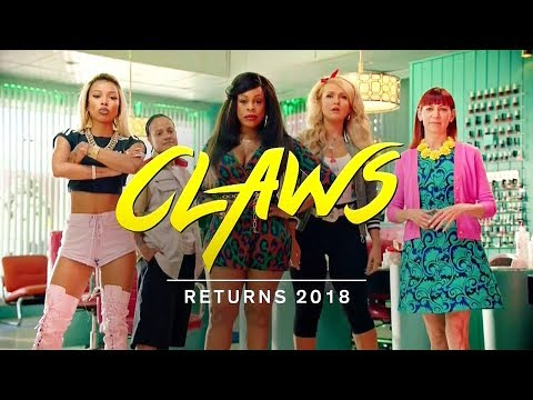 Claws Season 2 (Teaser)