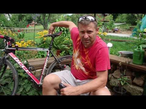 🚴 Fahrrad Sattel tauschen, wenn der Hintern schmerzt. Test Selle Royal Gel