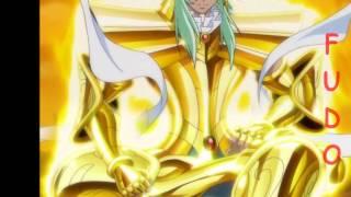 Saint Seiya The Gold Saints