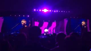 Disclosure - Willing and Able @ Coachella W2 2016