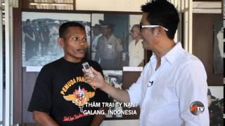 Trọng Thắng VFTV thăm Trại Tỵ Nạn Galang Indonesia Phấn 2