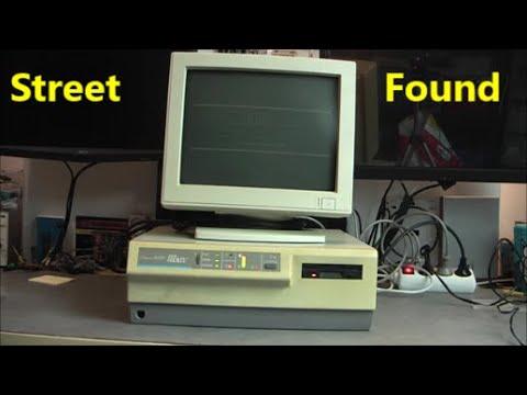 1990 EGT Cirius 3000 written telecoms device teardown