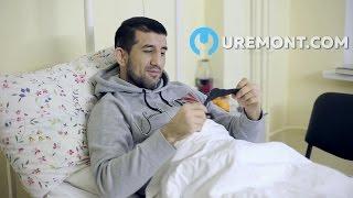 Расул Мирзаев интервью для Uremont com