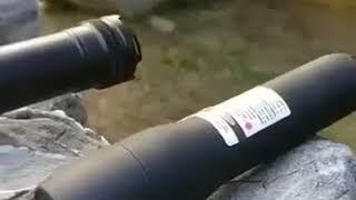 Le applicazioni del laser