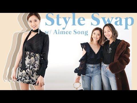 Style Swap w/ Aimee Song