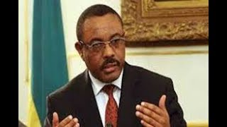 Ethiopian Prime Minister Hailemariam Desalegn following political crisis